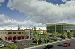 Parthenos Commercial and Retail Development – Orleans